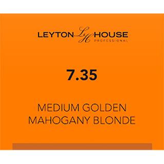 LH SILK PERMANENT 7/35 MEDIUM GOLDEN MAHOGANY BLONDE 100ML