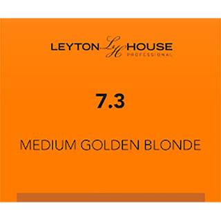 LH SILK PERMANENT 7/3 MEDIUM GOLDEN BLONDE 100ML