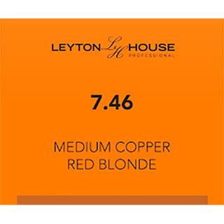 LH SILK PERMANENT 7/46 MEDIUM COPPER RED BLONDE 100ML