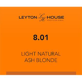 LH SILK PERMANENT 8/01 LIGHT NATURAL ASH BLONDE 100ML