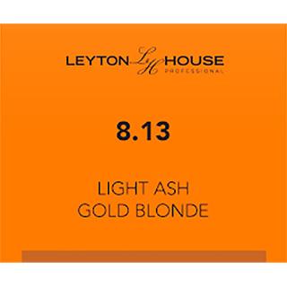 LH SILK PERMANENT 8/13 LIGHT ASH GOLD BLONDE 100ML