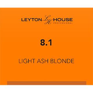 LH SILK PERMANENT 8/1 LIGHT ASH BLONDE 100ML