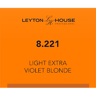 LH SILK PERMANENT 8/221 LIGHT EXTRA VIOLET BLONDE 100ML