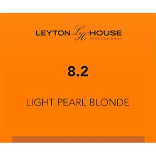 LH SILK PERMANENT 8/2 LIGHT PEARL BLONDE 100ML