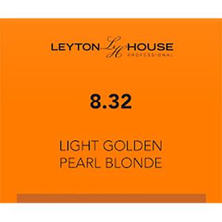 LH SILK PERMANENT 8/32 LIGHT GOLDEN PEARL BLONDE 100ML