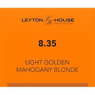 LH SILK PERMANENT 8/35 LIGHT GOLDEN MAHOGANY BLONDE 100ML