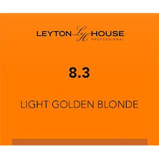 LH SILK PERMANENT 8/3 LIGHT GOLDEN BLONDE 100ML