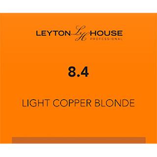 LH SILK PERMANENT 8/4 LIGHT COPPER BLONDE 100ML