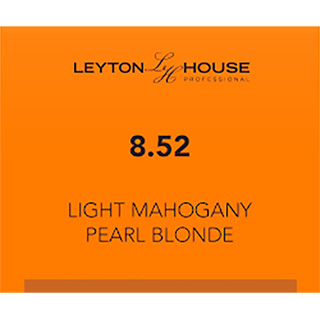 LH SILK PERMANENT 8/52 LIGHT MAHOGANY PEARL BLONDE 100ML