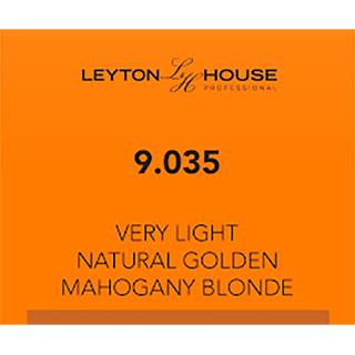 LH SILK PERMANENT 9/035 VERY LIGHT NAT GOLDEN MAHOGANY BLOND