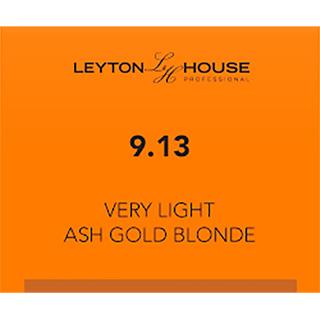 LH SILK PERMANENT 9/13 VERY LIGHT ASH GOLD BLONDE 100ML