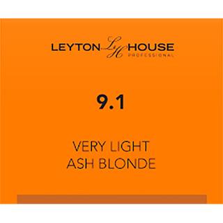 LH SILK PERMANENT 9/1 VERY LIGHT ASH BLONDE 100ML