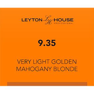 LH SILK PERMANENT 9/35 VERY LIGHT GOLDEN MAHOGANY BLONDE