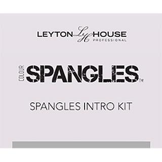 Leyton House Spangles Demi Permanent Starter kit (contains 8 x 100ml tubes)