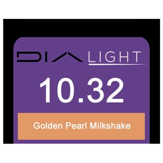 DIALIGHT 10/32 GOLDEN PEARL MILKSHAKE