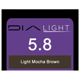 LOREAL DIA LIGHT 5/8 LIGHT MOCHA BROWN 50ML