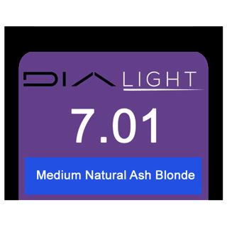 New Dia Light 7/01 Medium Natural Ash Blonde 60ml
