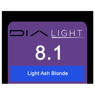 Loreal Dia Light 8/1 Light Ash Blonde 60ml