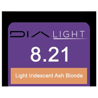 New Dia Light 8/21 Light Iridescent Ash Blonde 60ml