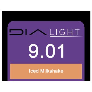 DIA LIGHT 9/01 ICED MILKSHAKE