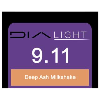 DIA LIGHT 9/11 DEEP ASH MILKSHAKE