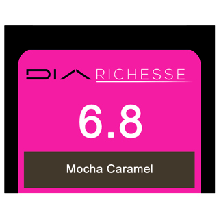 Dia Richesse 6/8 Mocha Caramel 50ml
