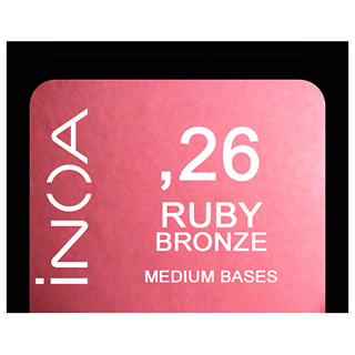 Inoa Le Bronzing Ruby Bronze .26 84ml