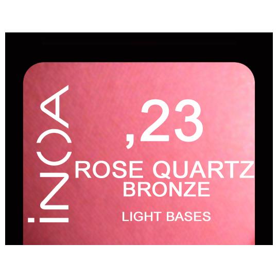 Inoa Le Bronzing Rose Quartz Bronze .23 84ml