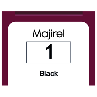 MAJIREL 1 BLACK