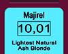 MAJIREL 10,01 LIGHTEST NATURAL ASH BLOND