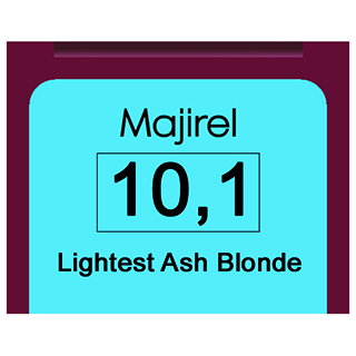 Majirel 10,1 Lightest Ash Blonde