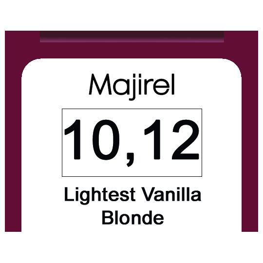 Majirel 10,12 Lightest Vanilla Blond