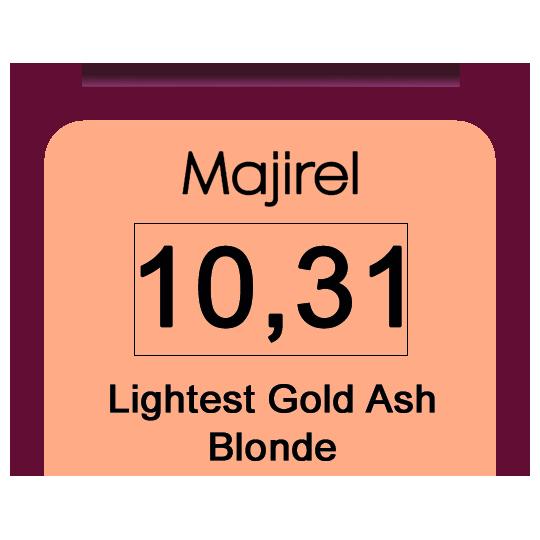 Majirel 10,31 Lt Gol Ash Blonde