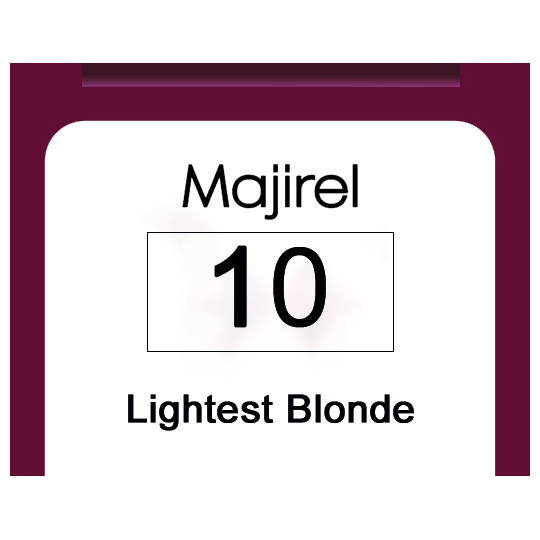 Majirel 10 Lightest Blonde