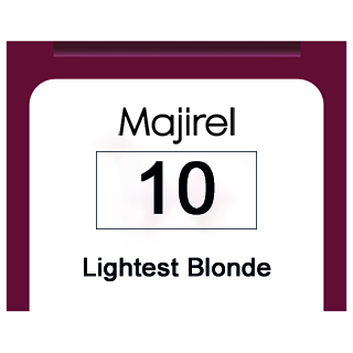 MAJIREL 10 LIGHTEST BLONDE
