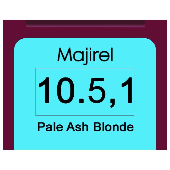 Majirel 10.5,1 Lt Pale Ash Blonde