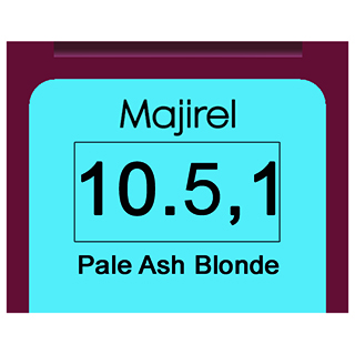 MAJIREL 10.5,1 LT PALE ASH BLONDE