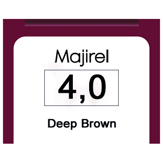 MAJIREL 4,0 DEEP BROWN