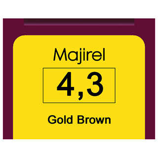 Majirel 4,3 Gol Brown