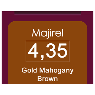 Majirel 4,35 Gol Mahogany Brown