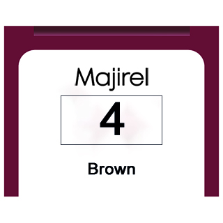 MAJIREL 4 BROWN