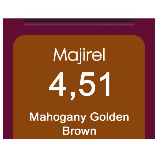 * Majirel 4,51 Mahogany Gol Brown