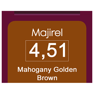 MAJIREL 4,51 MAHOGANY GOL BROWN