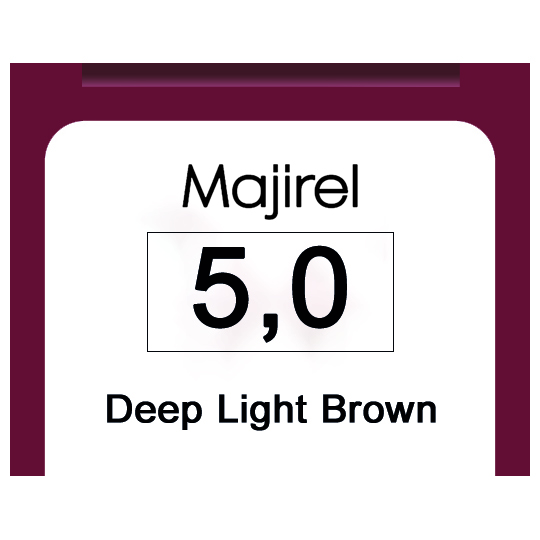 Majirel 5,0 Deep Light Brown