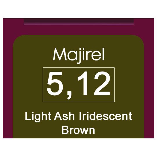 Majirel 5,12 Light Ash Iri Brown
