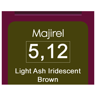 MAJIREL 5,12 LIGHT ASH IRI BROWN