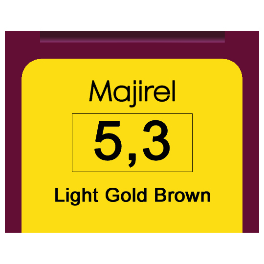 Majirel 5,3 Light Gol Brown