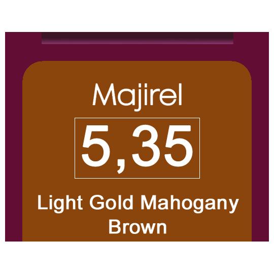 Majirel 5,35 Light Gol Mah Brown