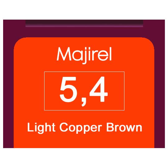 Majirel 5,4 Light Cop Brown