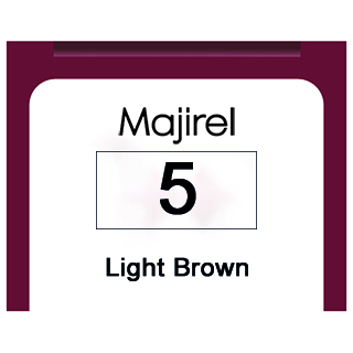 MAJIREL 5 LIGHT BROWN